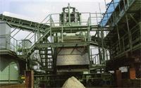 PDS-12-4型タイプ土砂脱水篩